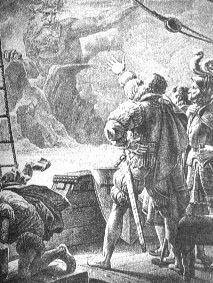 Lusiadas III canto